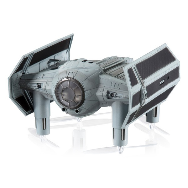 Remote control drone Propel Star Wars Tie Fighter Standard Box 35 mph 2.4 GHz Grey