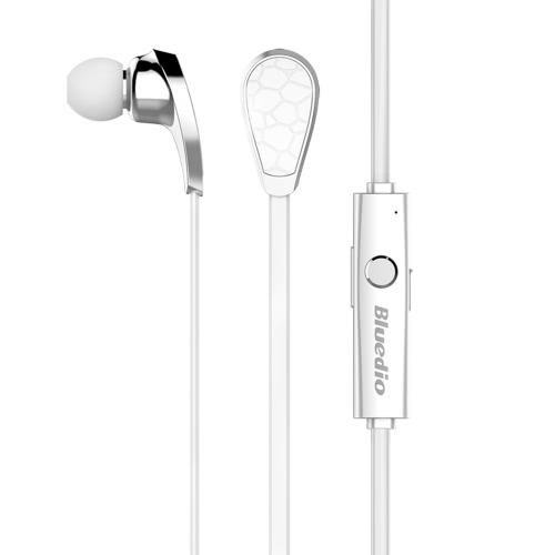 Best-selling Bluedio N2 Portable In-ear Outdoor Sport Stereo BT 4.1 + EDR Headset Headphone Earphones Hands-free with Microphone Supports Voice Command for Smart phones Tablet PC Notebook