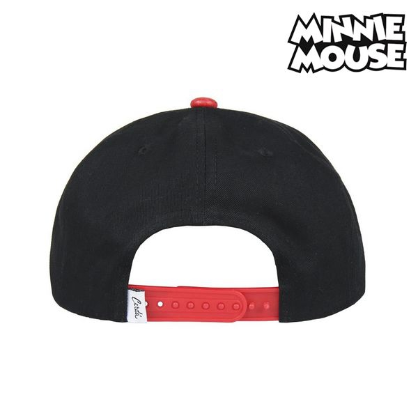 Child Cap Minnie Mouse 73596 (57 cm) Black Red