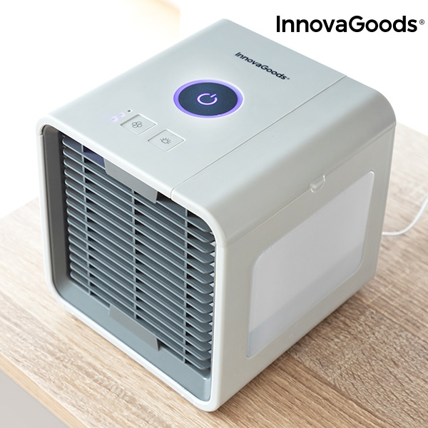 InnovaGoods Freezy Cube Mini Air Cooler