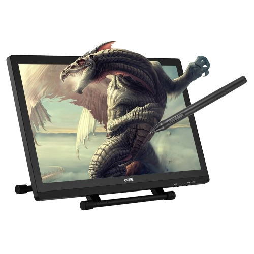 Ugee 2150 21.5 Inch 2048 Levels Pen display Graphics Tablets for Mac and PC
