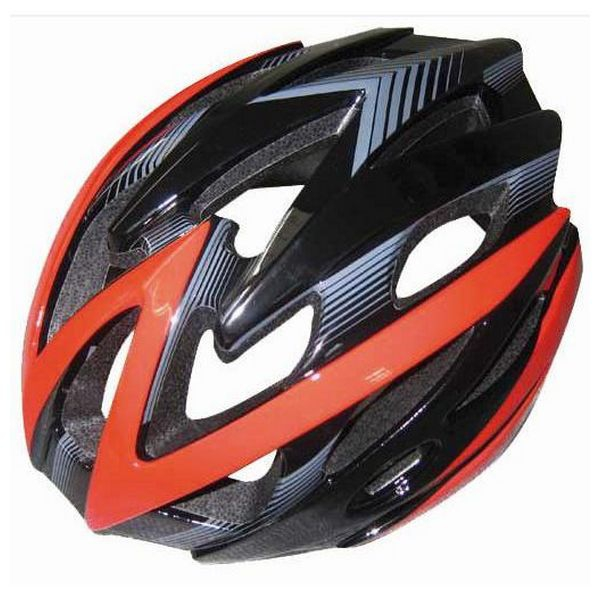 Adults Cycling Helmet Atipick Red (Size l)