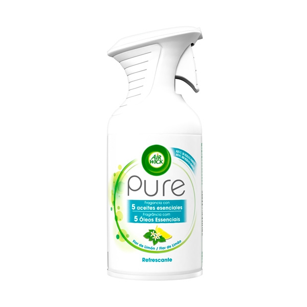 Air Wick Pure Essential Oil Cooling Freshener Spray