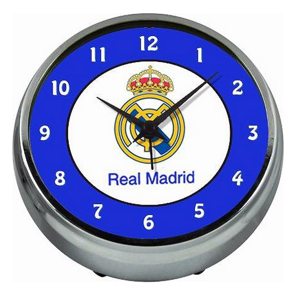 Alarm Clock Real Madrid C.F. Circular