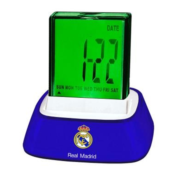 Alarm Clock Real Madrid C.F. Light Sound