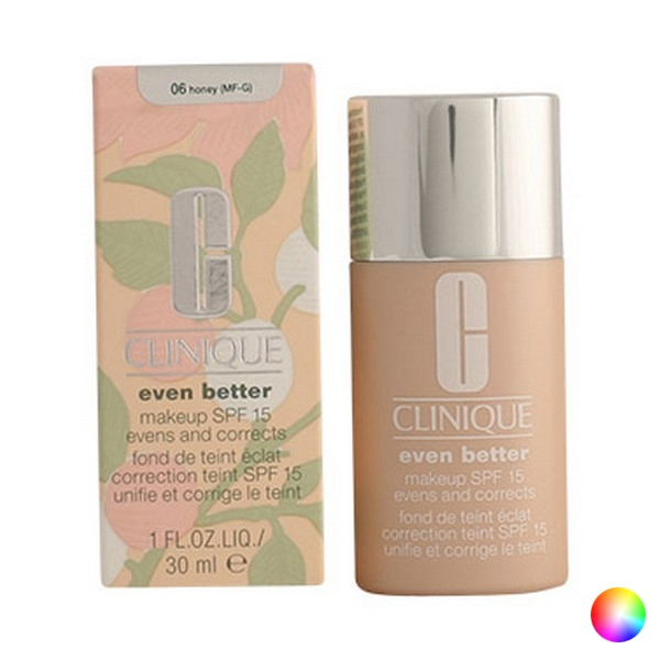 Anti-Brown Spot Make Up Even Better Clinique