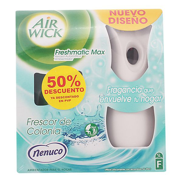 Automatic Air Freshener Freshmatic Nenuco Air Wick (250 ml)