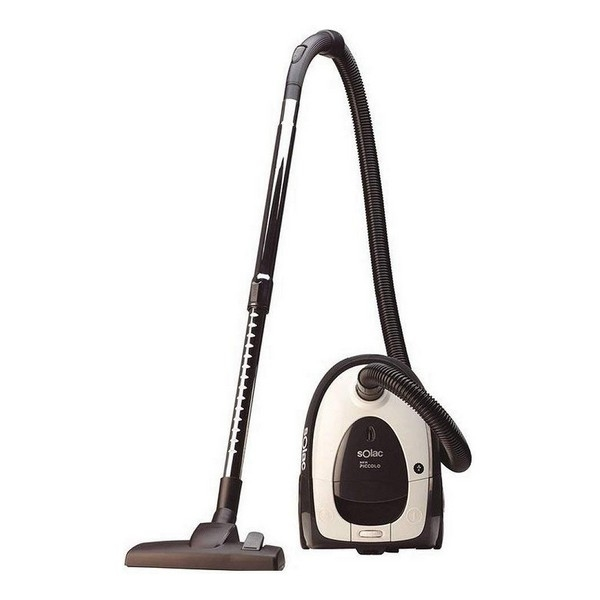 Bagged Vacuum Cleaner Solac AB2723 2 L 700W Brown