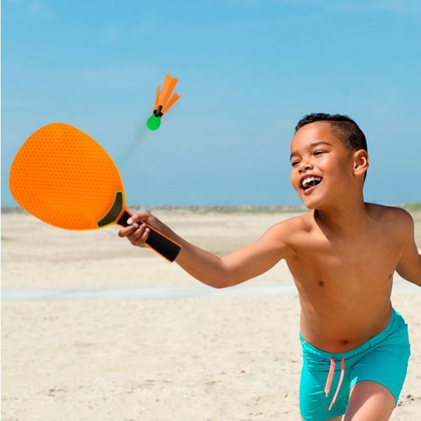 Beach Badminton Set (4 pieces) Intex
