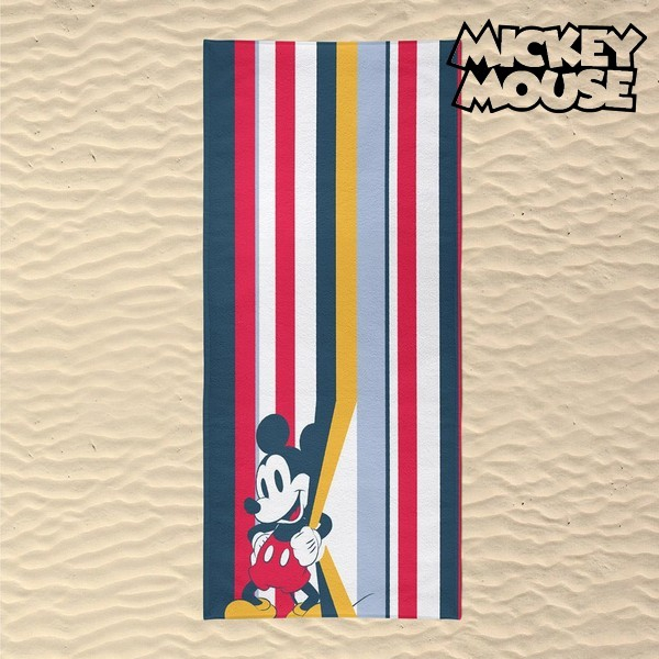 Beach Towel Mickey Mouse 77996