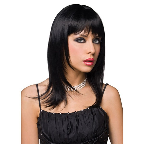 Black Pleasure Wigs 00318