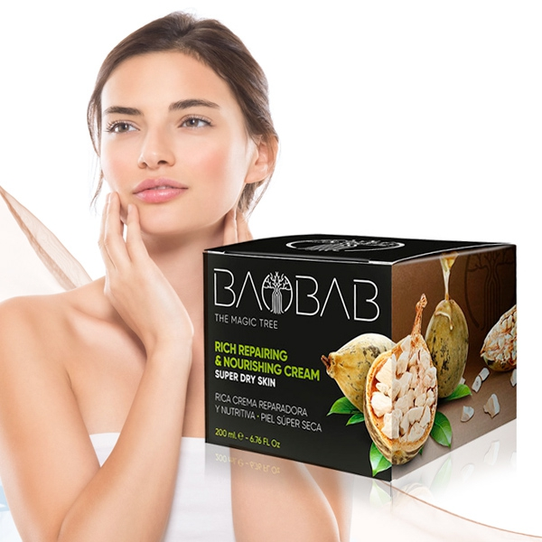 Baobab Repairing & Nourishing Cream for Very Dry Skin