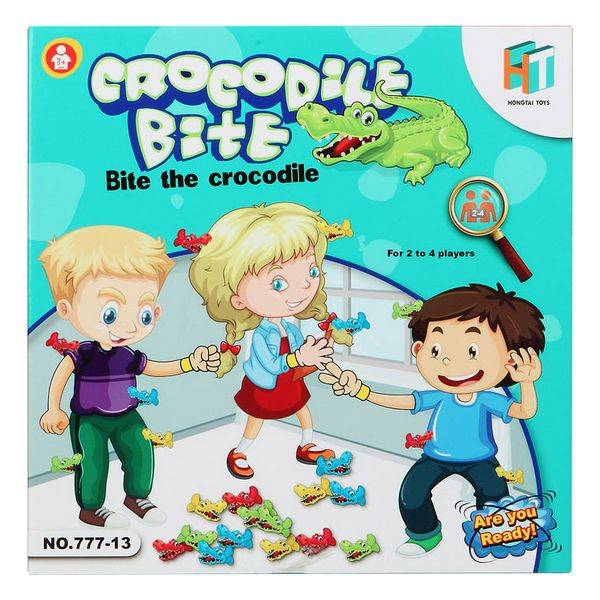 Board game Cocodrile Bite 119030