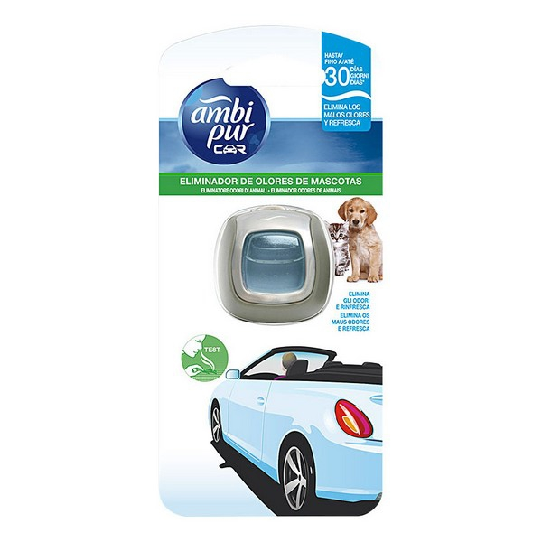 Car Air Freshener Pet Care Ambi Pur