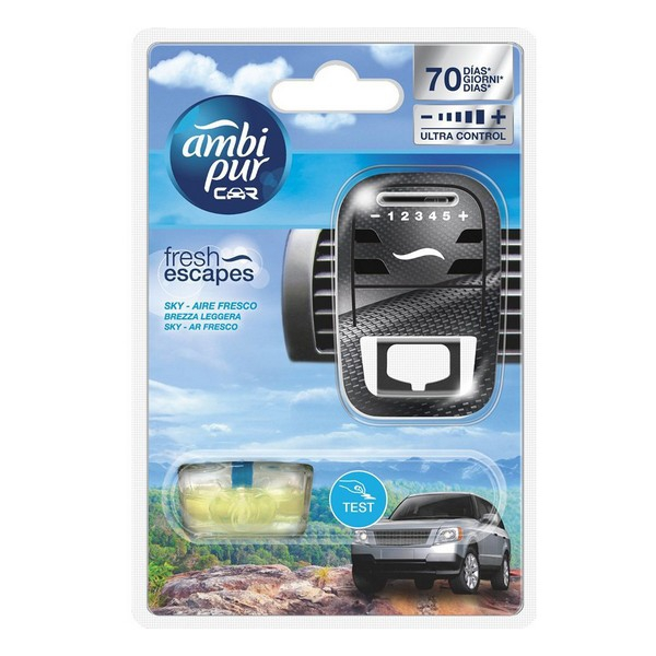 Car Air Freshener Sky Ambi Pur (7 ml)