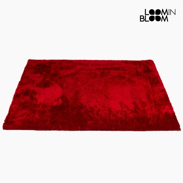 Carpet (170 x 240 x 6 cm) Polyester Red