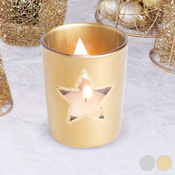 Christmas Star Candle Holder 145595
