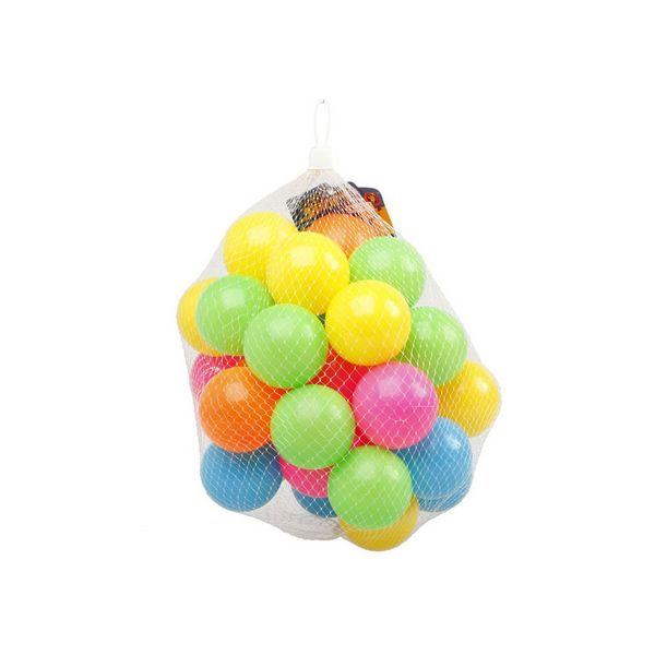 Coloured Balls for Childrens Play Area 115685 (25 uds)