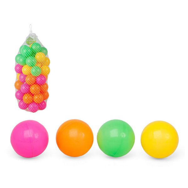 Coloured Balls for Childrens Play Area 115692 (40 uds)