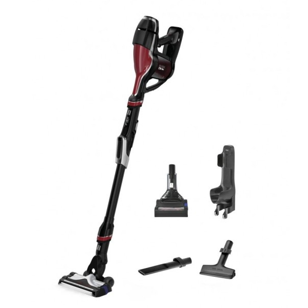Cordless Cyclonic Hoover with Brush Rowenta RH9293 0,4 L 85 dB 21.9 V Red
