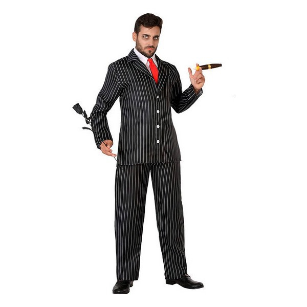 Costume for Adults Gangster (Size xl)