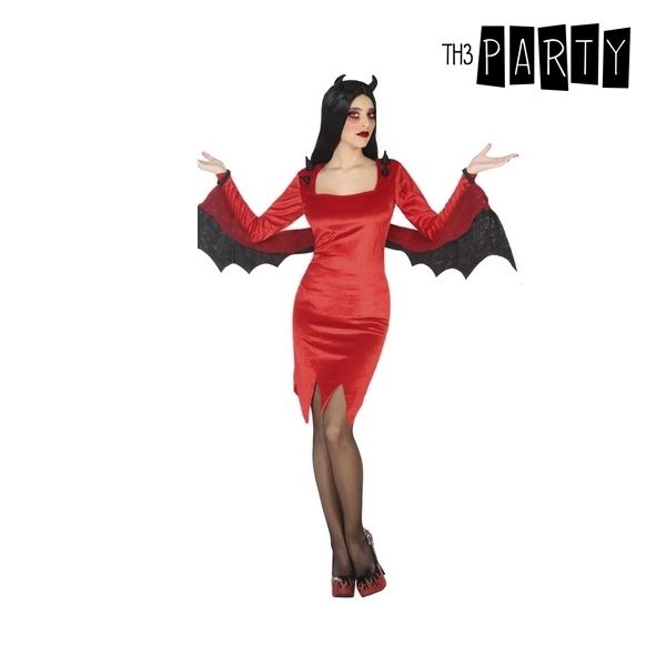 Costume for Adults Sexy she-devil (3 Pcs)