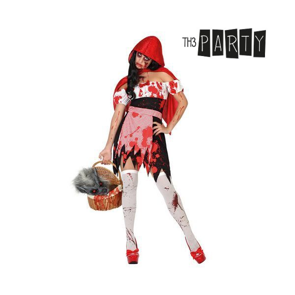 Costume for Adults Bloody little red riding hood