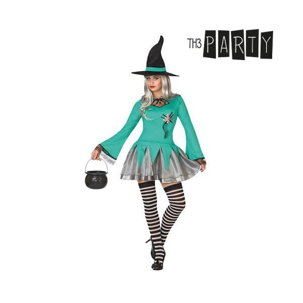 Costume for Adults Witch Turquoise