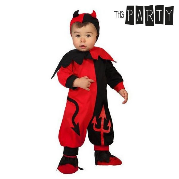 Costume for Babies Male demon (3 Pcs)