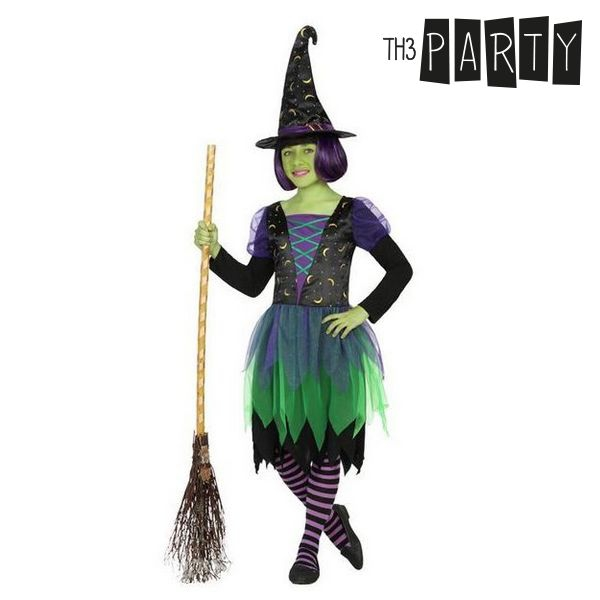 Costume for Children Witch (2 Pcs)
