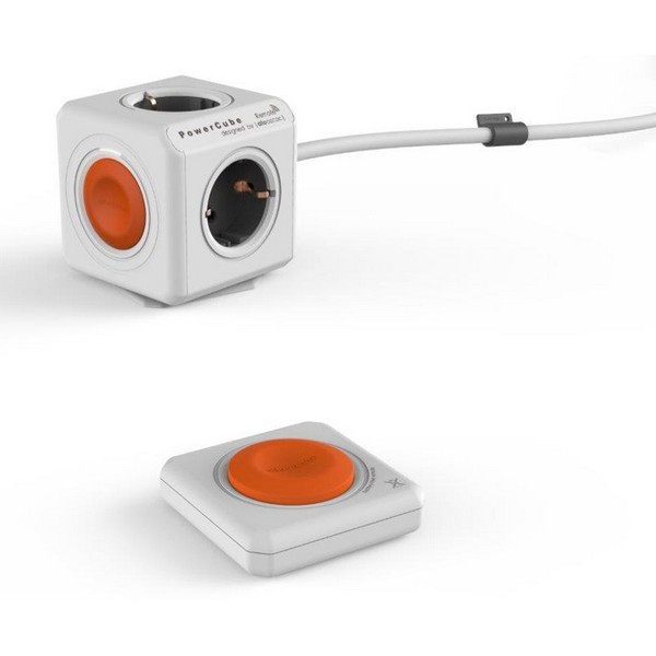 Cube multiplugs Power Cube White