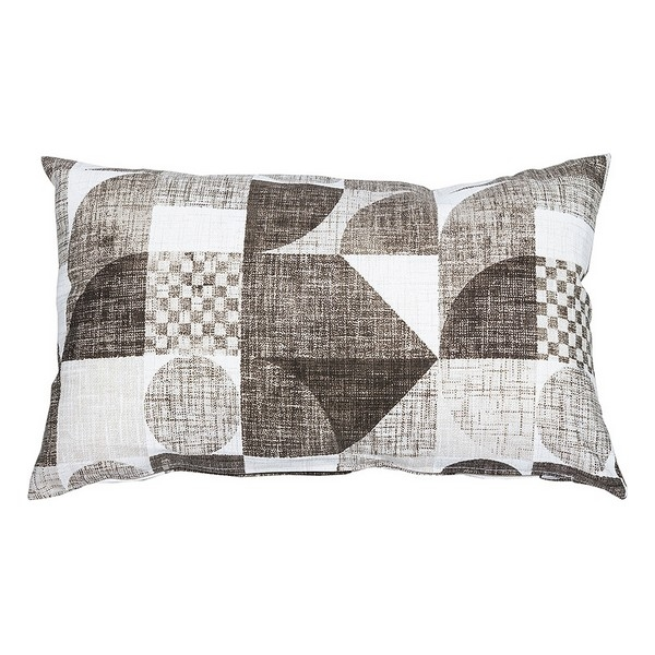 Cushion Damero Brown