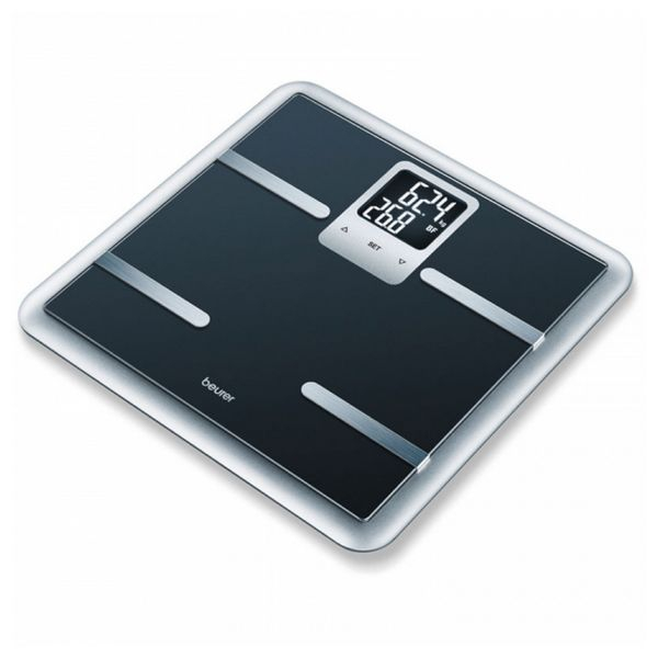 Digital Bathroom Scales Beurer 761.06 Black