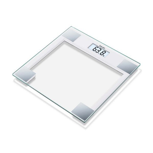 Digital Bathroom Scales Beurer GS-11 White
