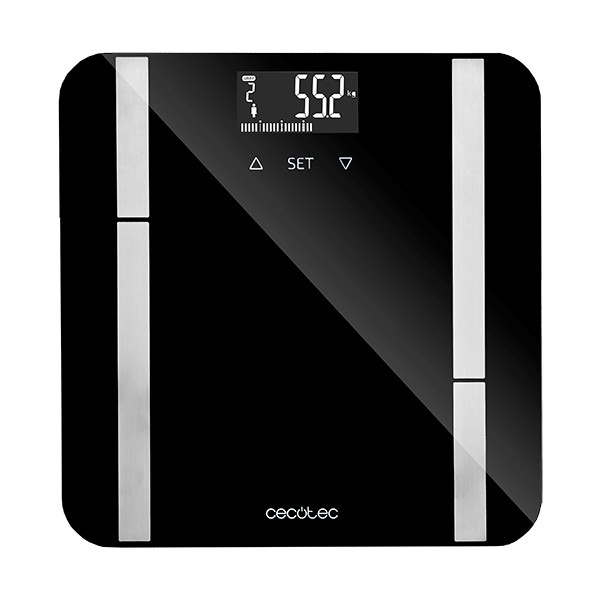 Digital Bathroom Scales Cecotec Surface Precision 9450 Full Healthy