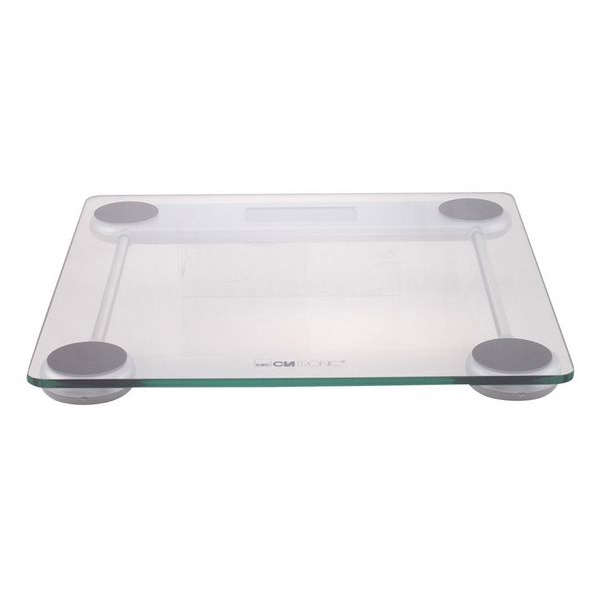 Digital Bathroom Scales Pw 3368 Clatronic 150 kg Transparent