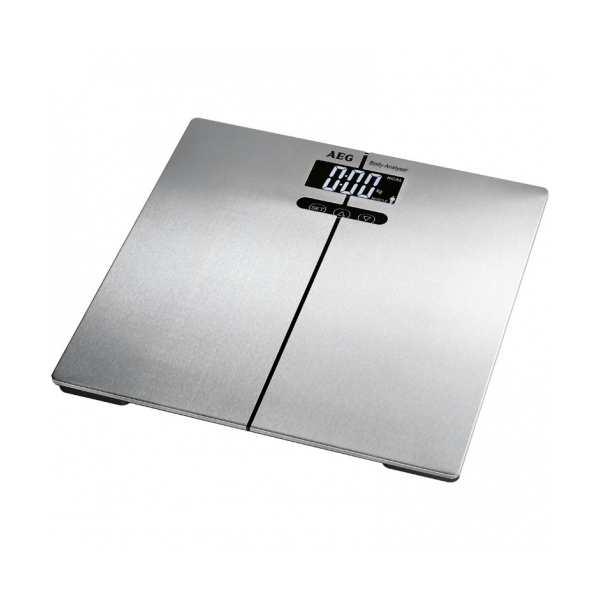 Digital Bathroom Scales Pw 5661 Fa Aeg 180 kg Silver