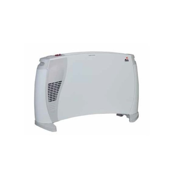 Electric Convection Heater Grupo FM RC1101 Turbo 2000W White