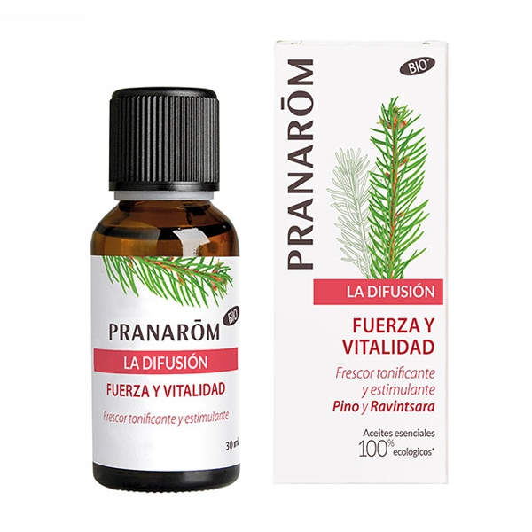 Essential oil Strength And Vitality Pranarôm (30 ml)