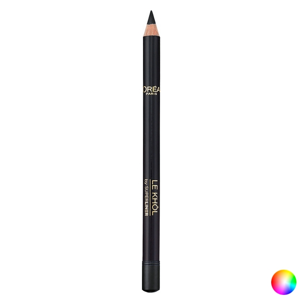 Eye Pencil Le Khol LOreal Make Up (3 g)