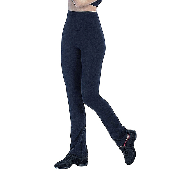 Flat Stomach Sports Leggings for Women Happy Dance 2388 Bell leg