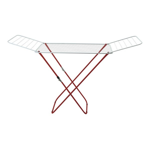 Folding clothes line Metal Bicoloured (18 M)