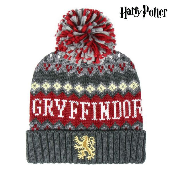 Hat Gryffindor Harry Potter Grey