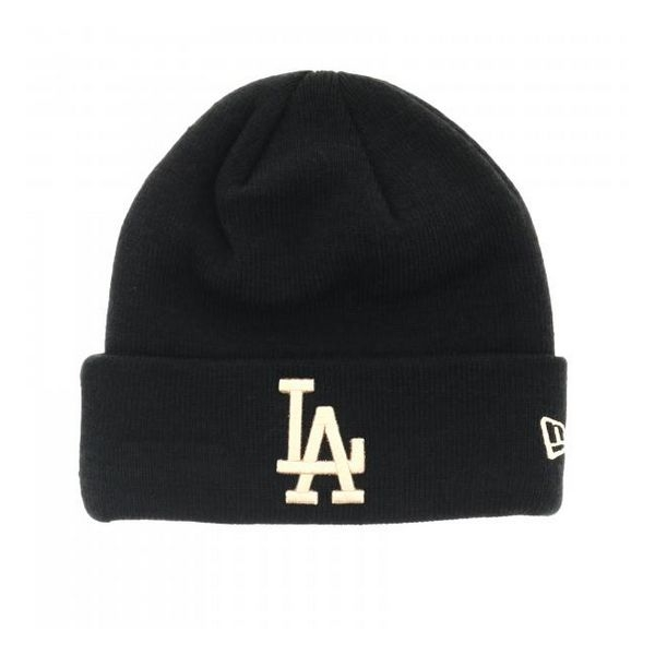 Hat La Dodgers New Era LEAGUE ESSENTIAL Black