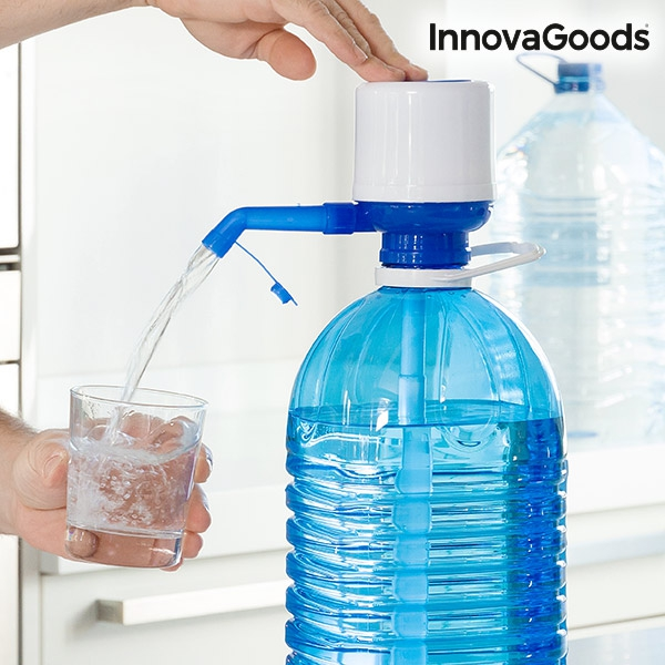 InnovaGoods Bottle Water Bump Tap