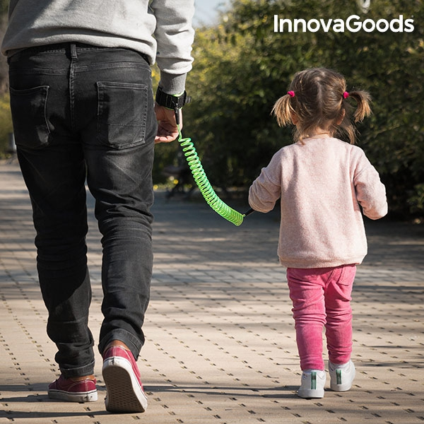 InnovaGoods Child Safety Wrist Strap