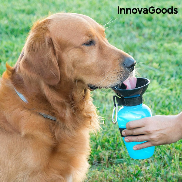 InnovaGoods Dog Water Bottle-Dispenser