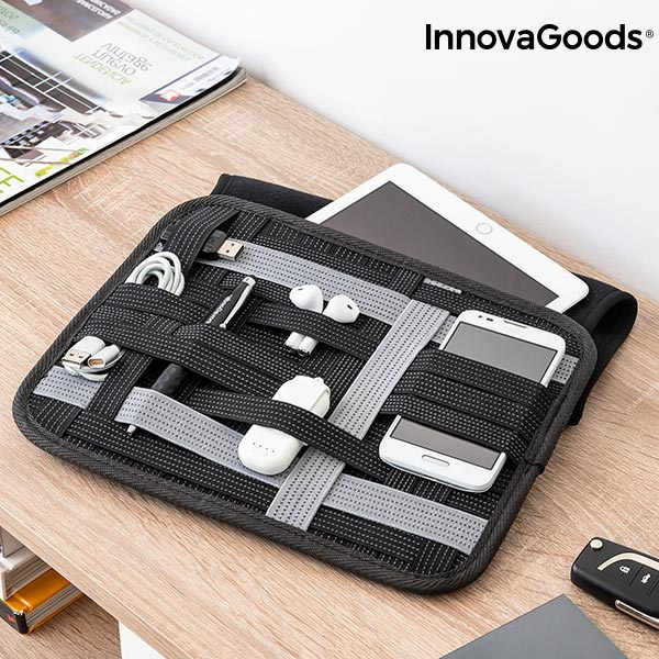 InnovaGoods Flexi·Case Tablet & Accessory Case