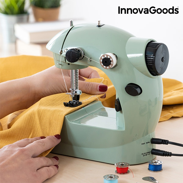 InnovaGoods Mini Sewing Machine