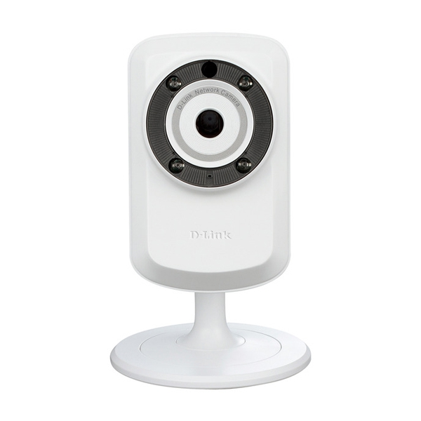 IP camera D-Link DCS-932L IR Wifi White